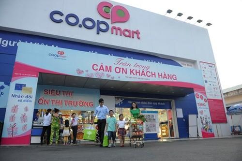 Saigon Co.op đạt tốp 500 nhà bán lẻ hàng đầu châu Á