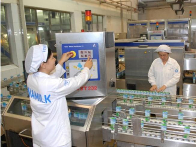 Vinamilk mở văn phòng tại Thái Lan