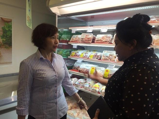 Thứ trưởng Kim Thoa: Cần nhân rộng Tự hào hàng Việt