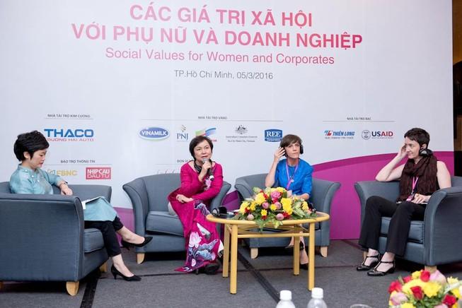 25% doanh nghiệp nữ đang gặp nhiều thách thức