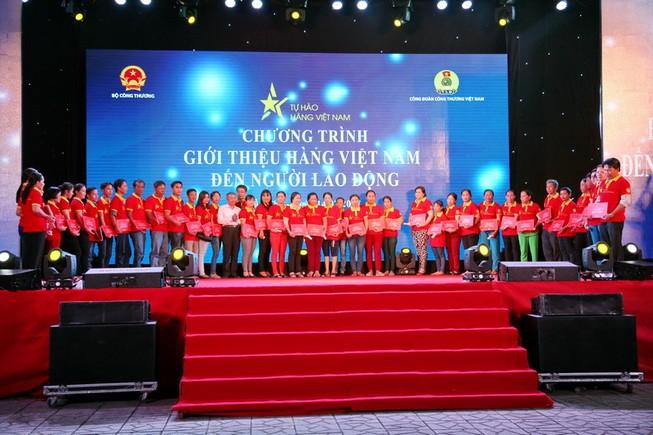 Đưa hàng Việt đến người lao động Cần Thơ