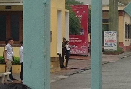 Khởi tố vụ nam thanh niên khống chế nữ sinh tại Thái Bình