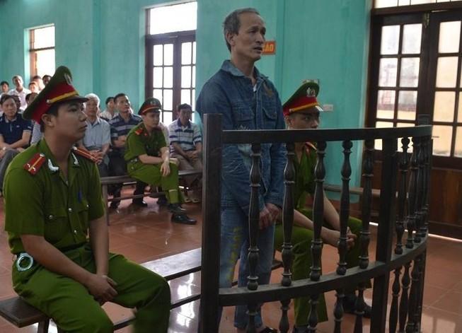 5 năm tù cho người chồng bạo hành vợ dã man