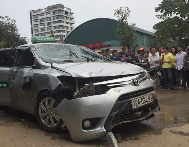 Nguyên nhân ban đầu vụ taxi lao xuống hồ khiến 4 người tử vong