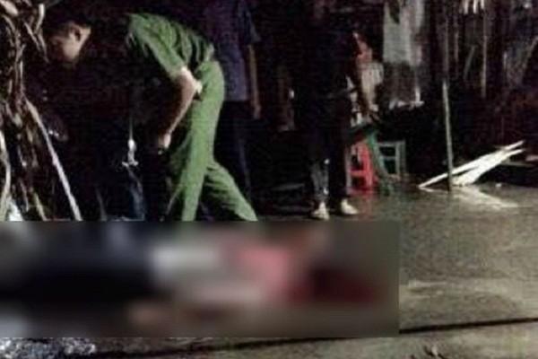 Chủ tịch Ủy ban MTTQ xã bị chém tử vong