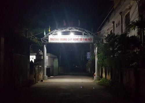 Nghi án bảo vệ trường trung cấp nghề bị sát hại trong đêm