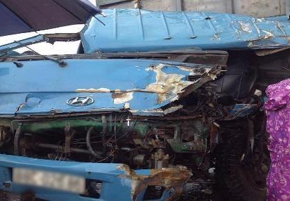 Tai nạn liên hoàn trên quốc lộ, 11 người bị thương