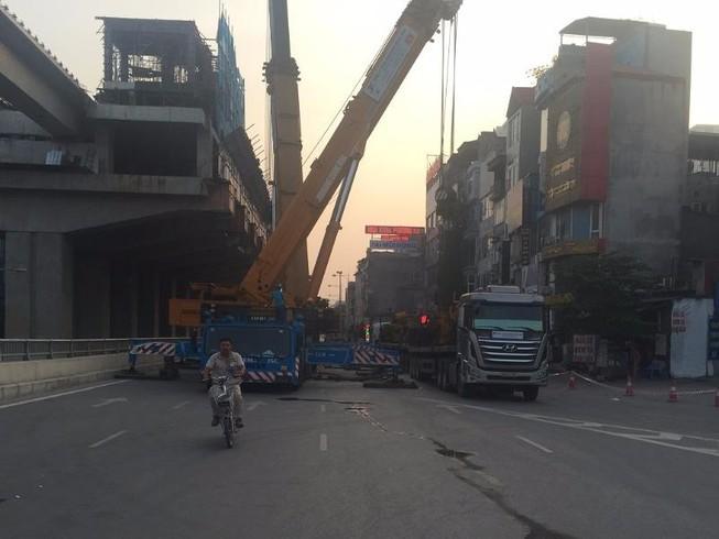 Nhà thầu đường sắt Cát Linh - Hà Đông bị phạt 30 triệu