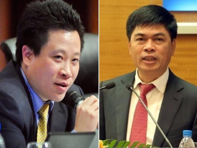 Cú 'bắt tay' trăm tỉ của Hà Văn Thắm và Nguyễn Xuân Sơn