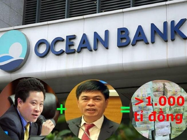 Đại án Oceanbank: 'Nướng' ngàn tỉ để mưu lợi cá nhân