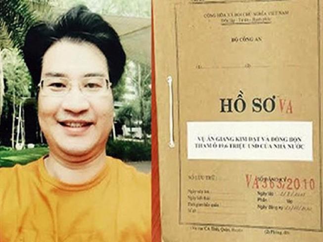 """Truy tố Giang Kim Đạt cùng """"bộ sậu"""" tại Vinashinlines"""
