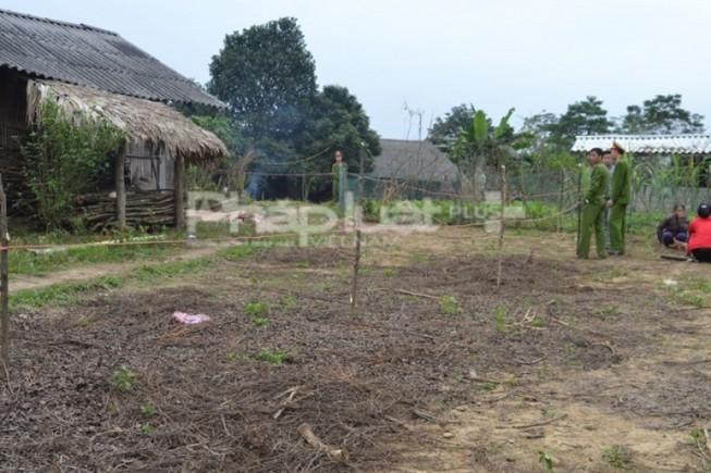 Thảm án tại Hà Giang, 4 người chết