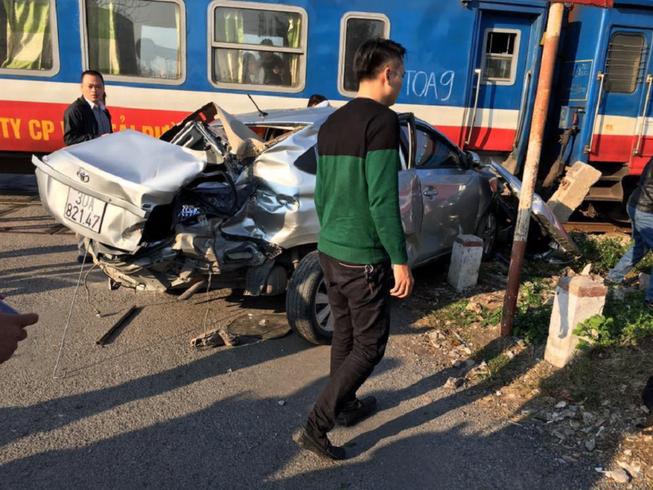 2 vụ tai nạn đường sắt liên tiếp trong ngày