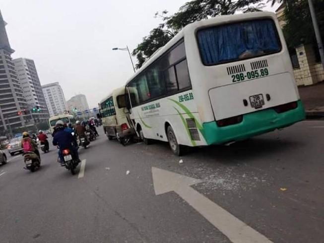 Xe tang gây tai nạn liên hoàn, 1 người chết