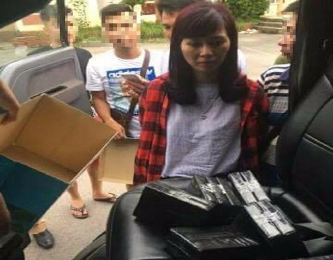 Chở 15 bánh heroin từ Sơn La về Hà Nội thì bị bắt