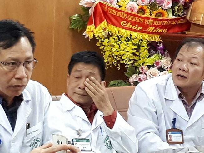 Bác sĩ khóc về vụ bệnh nhân triệt sản vẫn có bầu