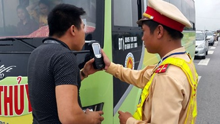 Bộ Công an đề nghị không tịch thu xe của tài xế say xỉn