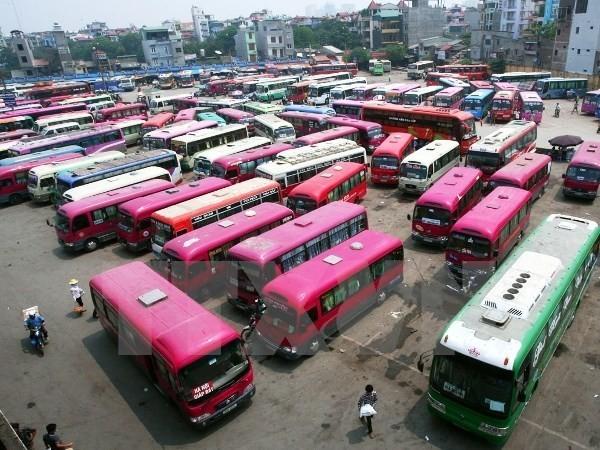 Hà Nội: Tăng cường 700 lượt xe cho dịp nghỉ lễ kéo dài sáu ngày