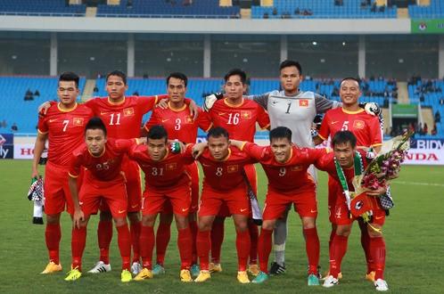 Bóng đá VN chiếm vị trí số 1 Đông Nam Á
