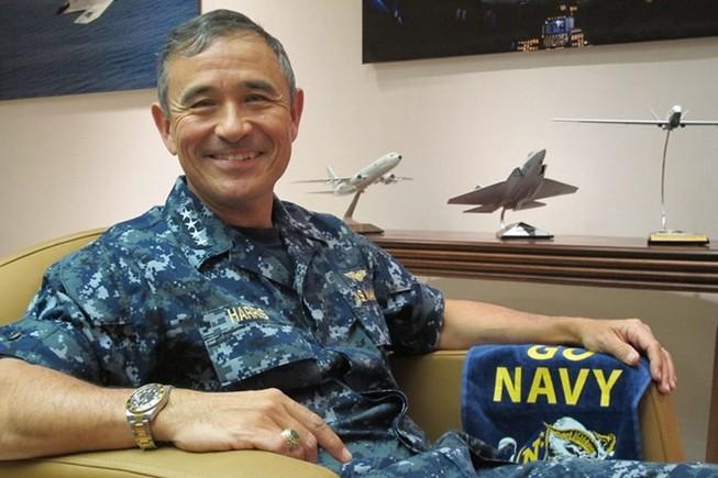 Phó Thủ tướng gặp Tư lệnh Hạm đội Thái Bình Dương của Mỹ