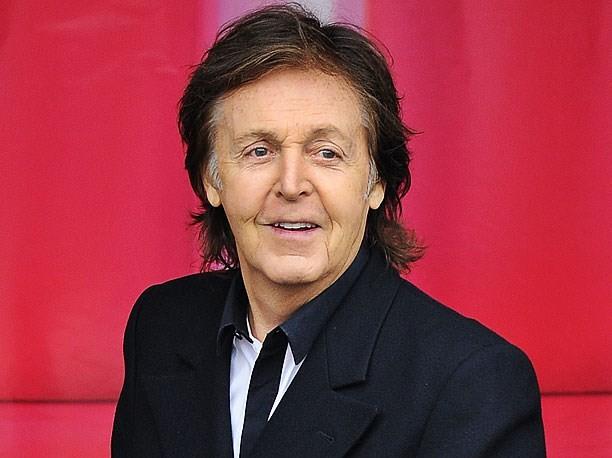 Paul McCartney tiếp tục giữ vị trí người giàu nhất làng giải trí Anh