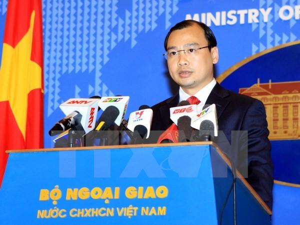 Việt Nam kiên quyết phản đối Canada thông qua đạo luật S-219