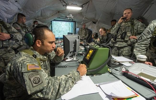 Mỹ sẽ triển khai các chiến dịch quân sự tổng lực mang tính toàn cầu