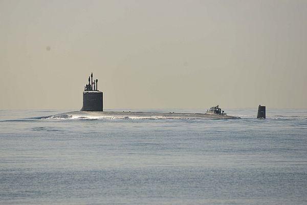 Quân đội Phần Lan bắn cảnh cáo vật thể lạ nghi là tàu ngầm