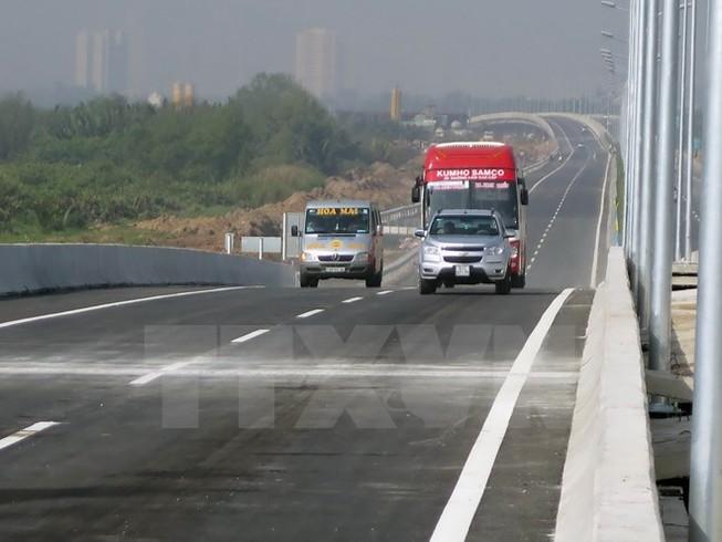 Thu phí hơn 22km đầu tiên cao tốc Hà Nội-Hải Phòng từ 19/5