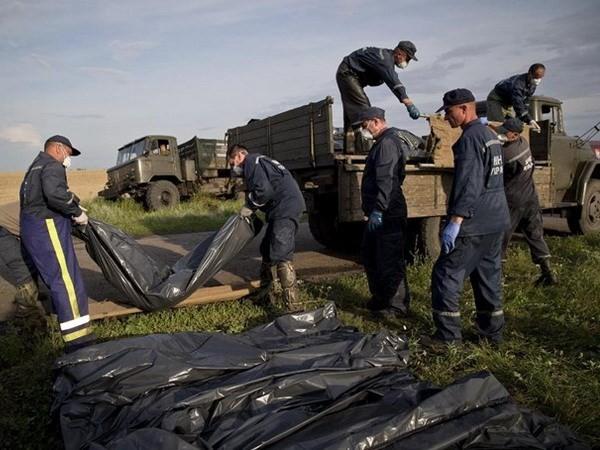 Báo Nga: Lực lượng Kiev bắn hạ máy bay MH17 của Malaysia Airlines