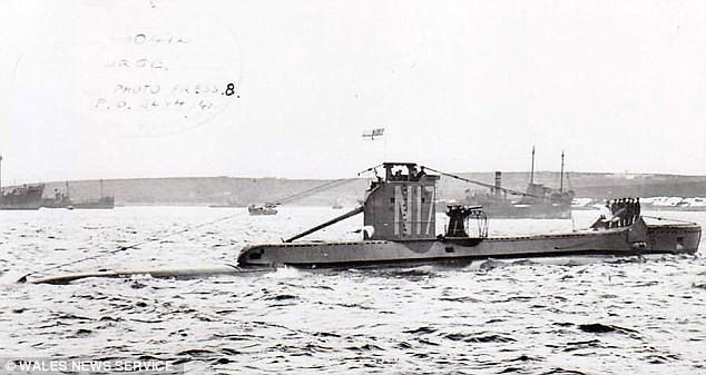 Tìm thấy xác tàu ngầm Anh biến mất bí ẩn trong Thế chiến thứ 2