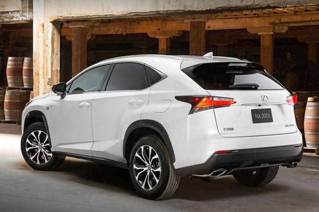 Lexus NX sẽ chính thức ra mắt tại Việt Nam vào cuối tháng 5