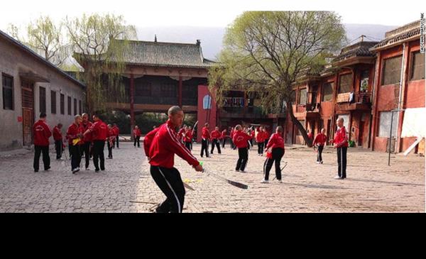 Khám phá nơi đào tạo võ Thiếu Lâm huyền thoại
