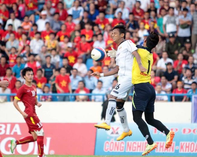 Nhìn lại trận U-23 Việt Nam- U-23 Myanmar 2-2: Trên đá dưới phá