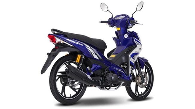 SYM bất ngờ ra mắt xe côn tay giá siêu rẻ tại Việt Nam