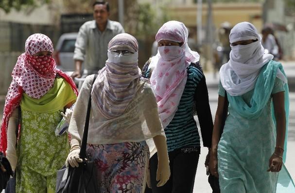 Ấn Độ: 1826 người chết vì nóng