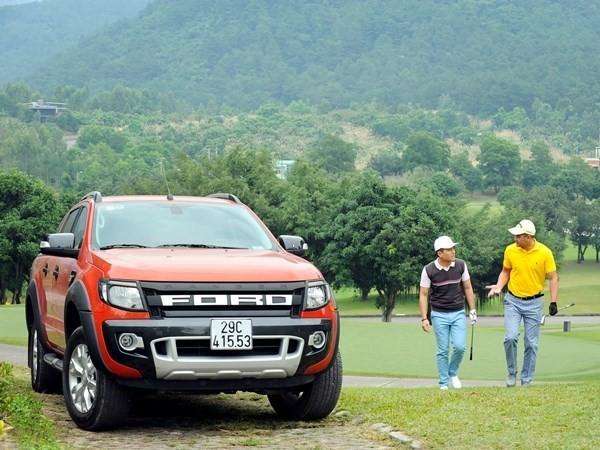 5 mẫu xe ôtô bán chạy nhất tháng Năm tại thị trường Việt Nam