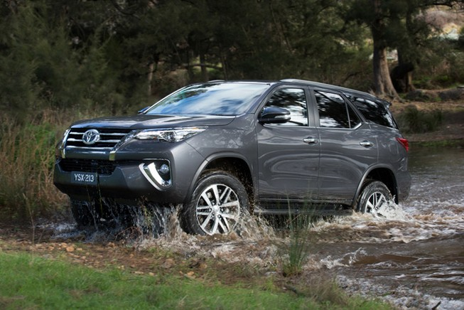 """""""Soi"""" chi tiết Toyota Fortuner 2016"""