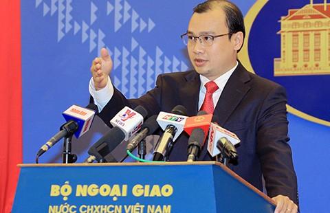 Việt Nam phản đối Trung Quốc phủ sóng 4G ở Hoàng Sa