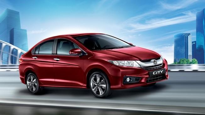 Honda Việt Nam chính thức giới thiệu City 2016 - Giá từ 552 triệu đồng