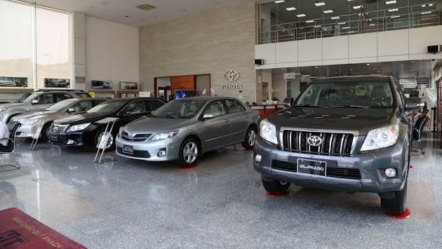Hàng loạt xe Toyota Việt Nam sắp tăng giá?