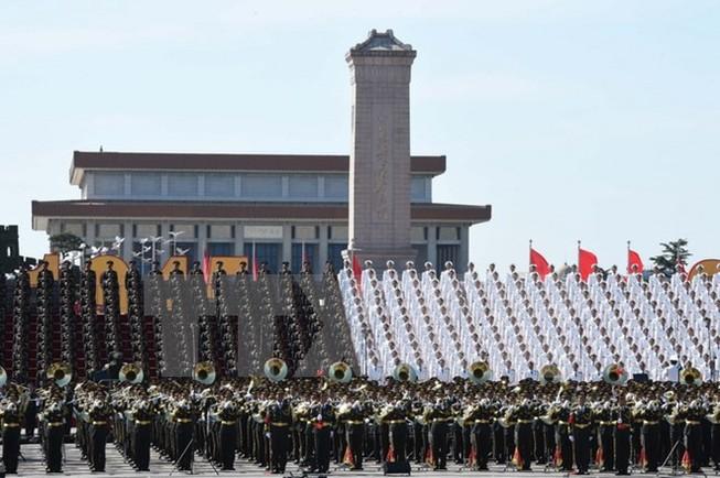 """Trung Quốc xem xét tổ chức duyệt binh """"thường xuyên"""""""