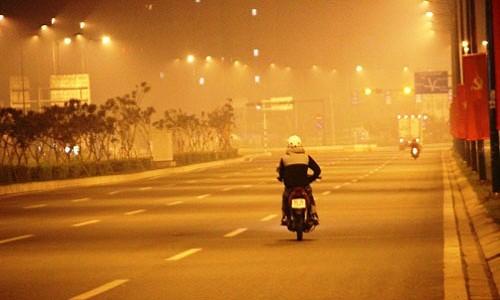 TP HCM bị sương mù độc hại bao phủ vài ngày tới
