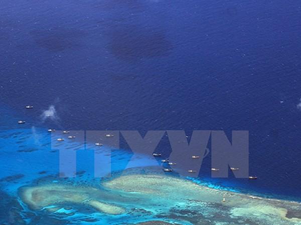 Mỹ thông báo sẽ sớm điều tàu hải quân tới Biển Đông