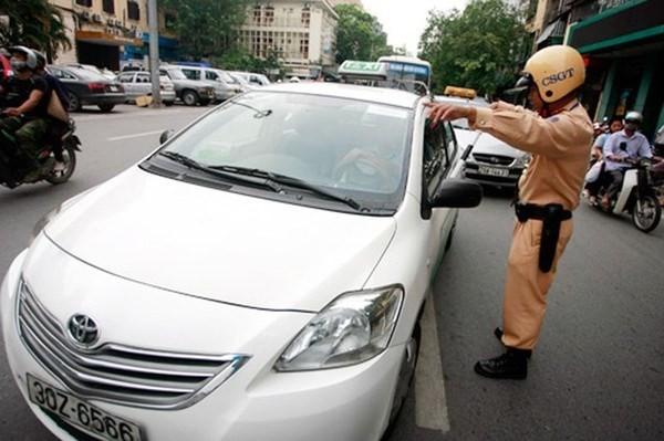 Tổng hợp mức phạt lỗi vi phạm của xe ô tô (Kỳ 2)