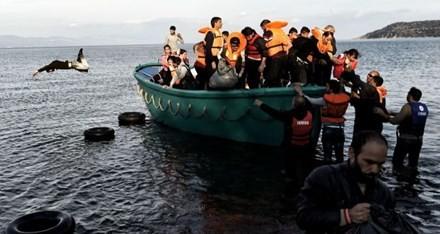 Chìm thuyền di cư ngoài khơi Thổ Nhĩ Kỳ, 14 người chết