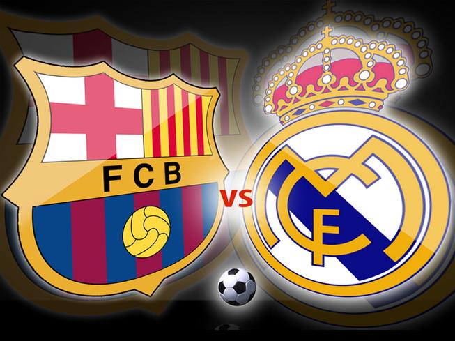 """Những thống kê trước trận """"kinh điển"""" Real Madrid - Barcelona"""