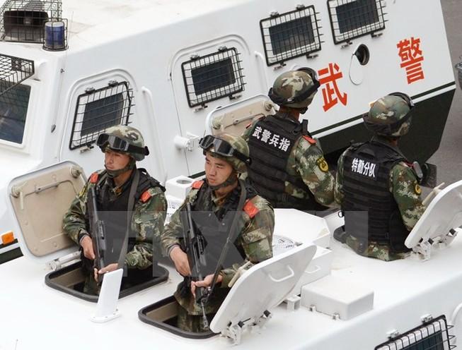 Trung Quốc tiêu diệt gần 30 phần tử khủng bố ở Tân Cương