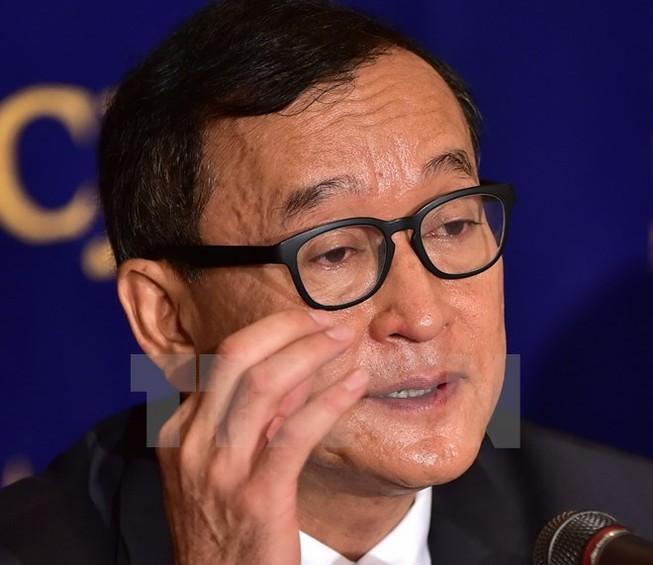 Campuchia: Nghị sĩ CNRP ngừng tẩy chay hoạt động Quốc hội