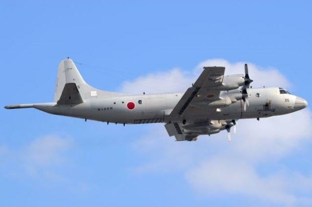 Máy bay tuần tra P-3C của Nhật Bản sẽ thăm căn cứ Cam Ranh